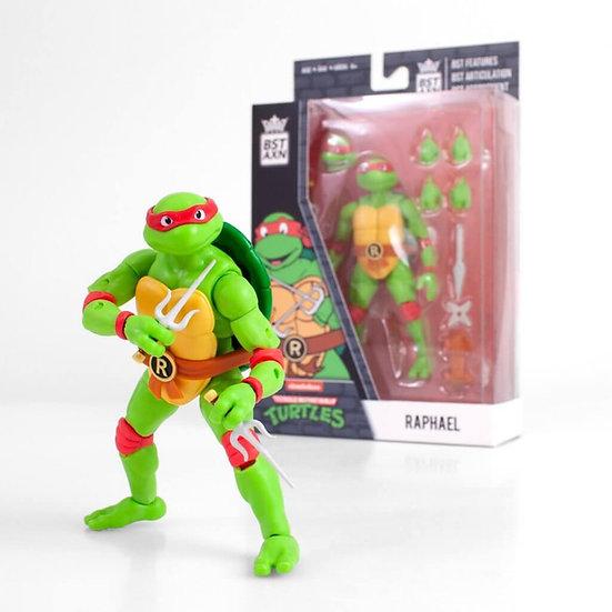 """Raphael (Teenage Mutant Ninja Turtles) BST AXN 5"""" Action Figure"""