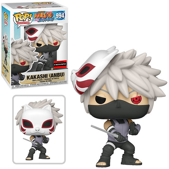 Naruto - Anbu Kakashi Pop! RS (with chase*)