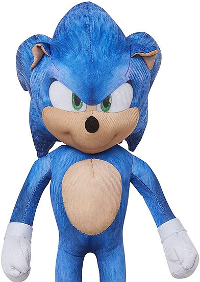 "Sonic the Hedgehog - Sonic 13"" Talking Plush"