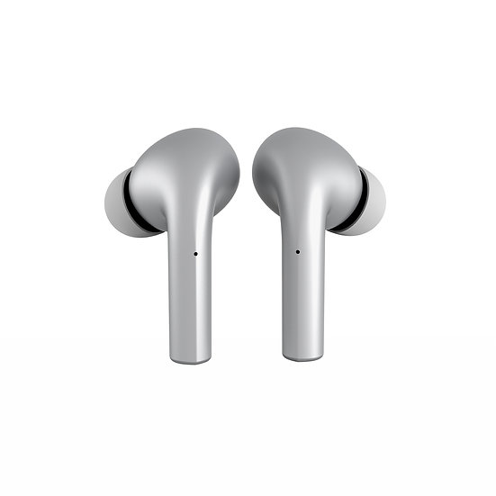 MokiPods True Wireless Earbuds - Silver