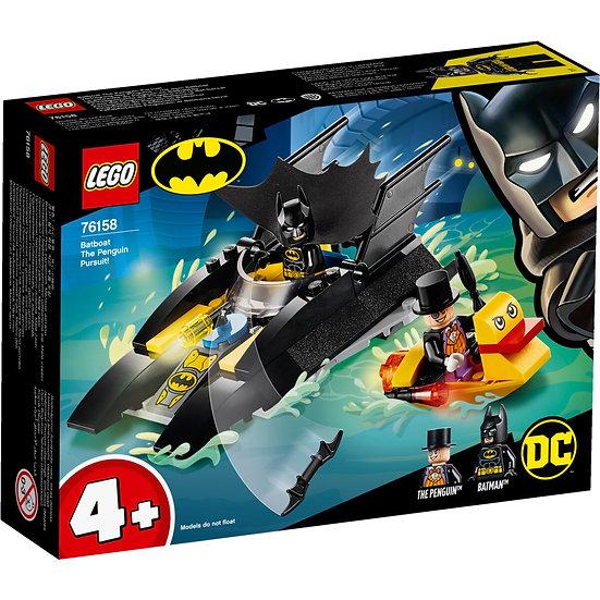 LEGO Batboat The Penguin Pursuit! 76158