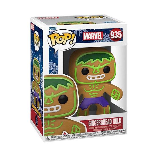 Hulk Gingerbread Pop! Vinyl