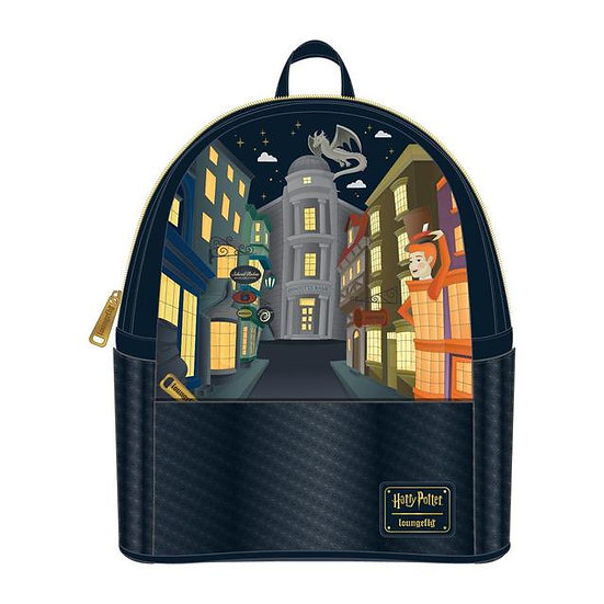 Harry Potter - Diagon Alley Sequin Mini Backpack