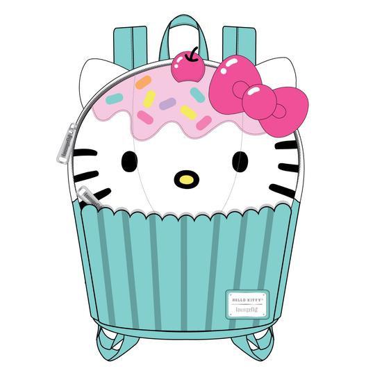 Loungefly - Hello Kitty - Cupcake Mini Backpack