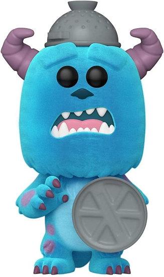 Funko Pop! Vinyl  Monsters Inc - Sulley Flocked 20th Anniversary