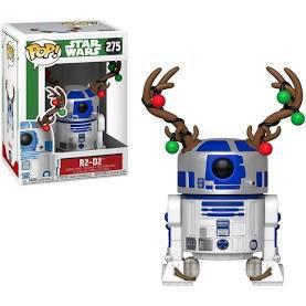 Pop! Vinyl Star Wars - R2-D2 w/Antlers Pop!