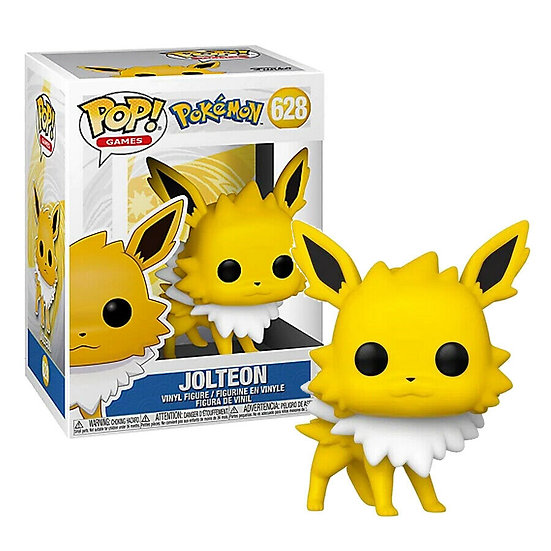 POP! Vinyl Pokemon - Jolteon #628