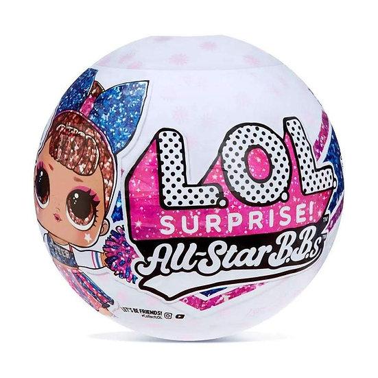 LOL Allstar (Cheer)