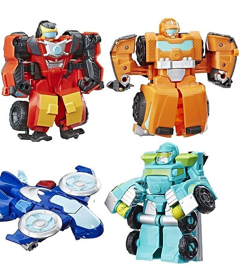 Transformers Rescue Bots Army - Assorted