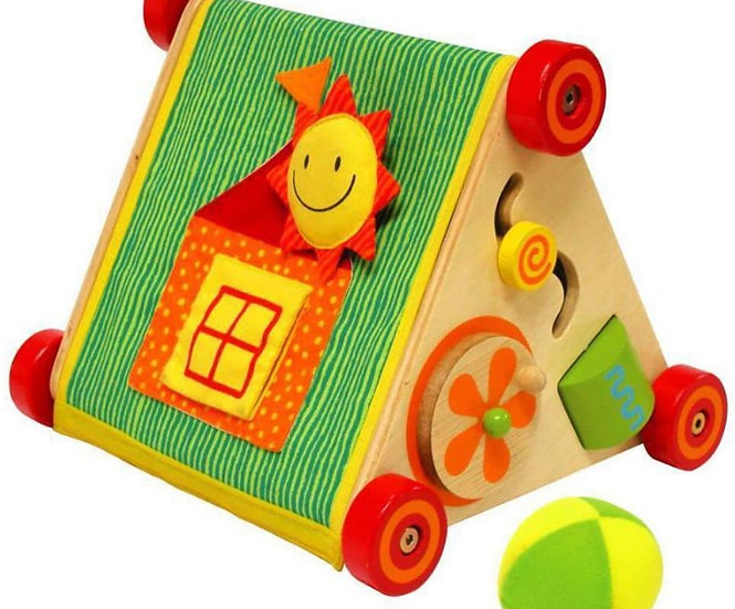 i-m toy - tiptop triangle