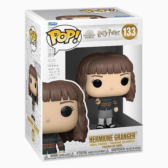 Harry Potter - Hermione w/Wand 20th ANNIV Pop!