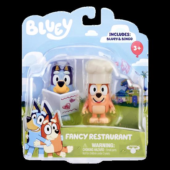 Bluey Series 3 Mini Playset - Fancy restaurant