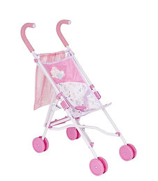 Baby Born Doll Stroller with Bag