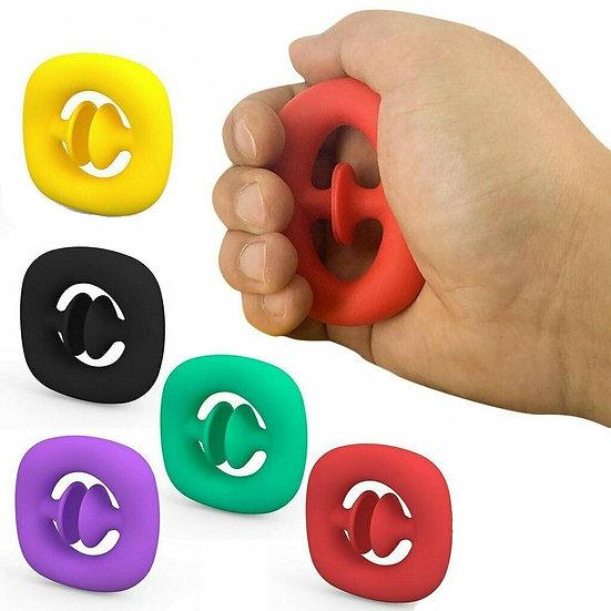 Sensory Snap & Pop Fidget  Toy - Assorted Colours
