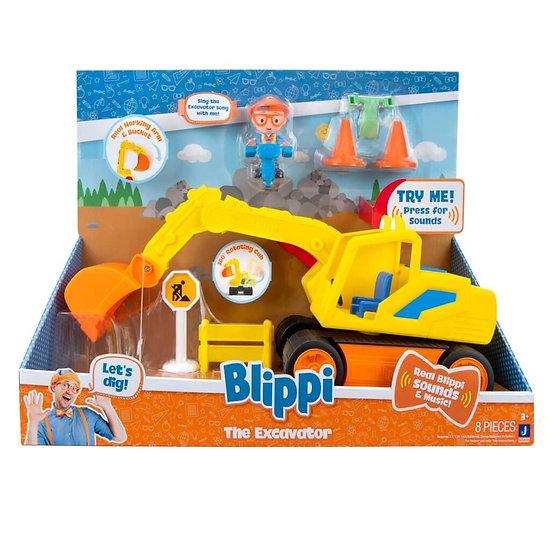 Blippi Feature Vehicle - Excavator