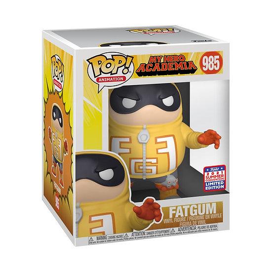 "Pop! Vinyl FunKon 2021 My Hero Academia - Fatgum 6"""