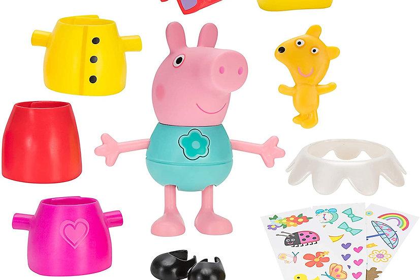Peppa Pig Talking Dress Up Peppa