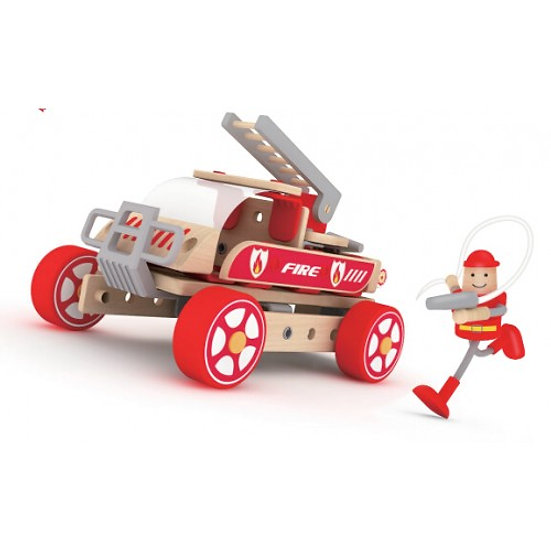 Classic World Fire Engine