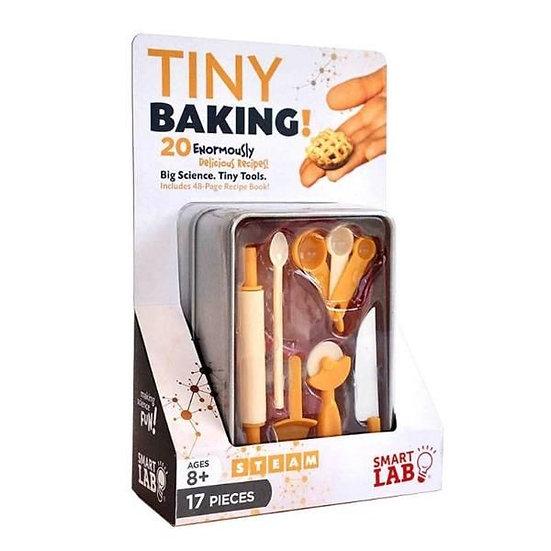 Smart Lab Toys: Tiny Baking