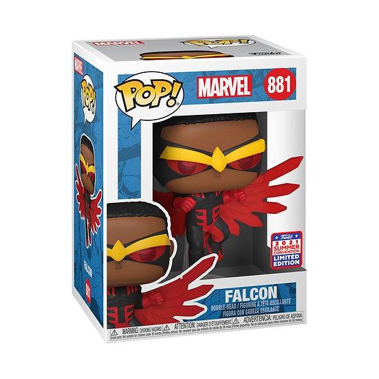 Pop! Vinyl FunKon 2021 Marvel Comics - Falcon
