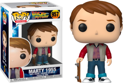 POP! Vinyl Back to the Future - Marty 1955 957