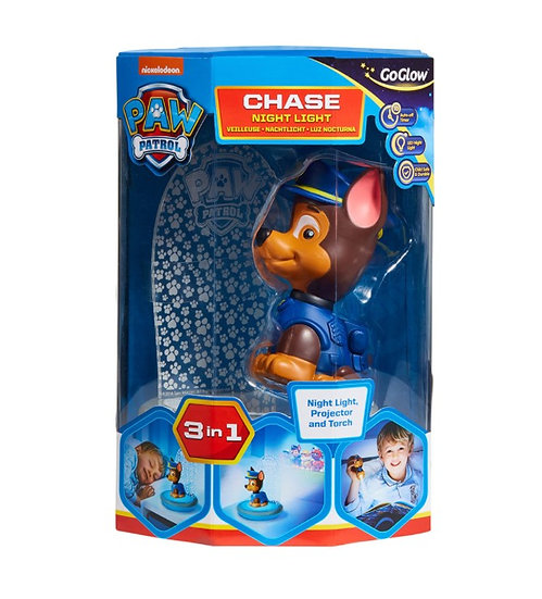 Paw Patrol: Goglow Chase 3 in 1 Magic Light