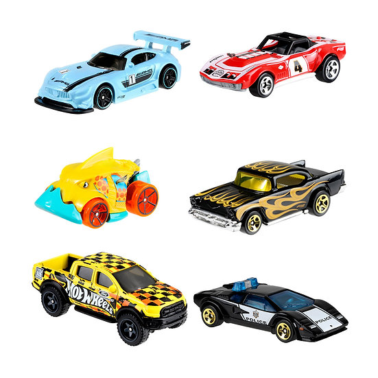 Hot Wheels Cars: Assorted