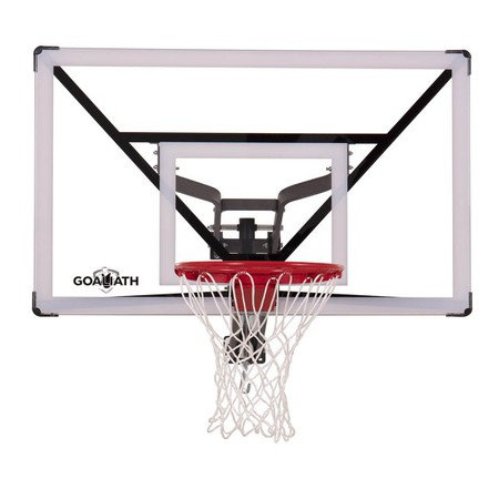 GOTEK WALLMOUNT ADJUSTABLE BASKETBALL RING