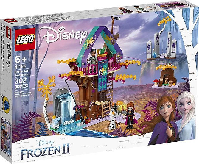 LEGO Disney Frozen II Enchanted Treehouse 41164