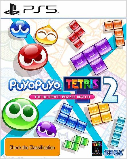PS5 Puyo Puyo Tetris 2: Limited Editon
