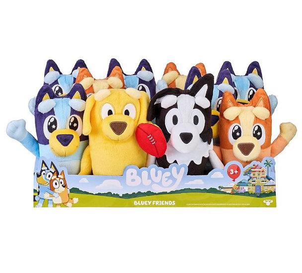 "Bluey 8"" Friends Mini Plush Season 4 - Assorted Characters"