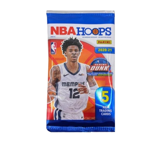 PANINI 2020-2021 NBA TCG: Hoops 2020-2021 Edition Trading Card Game