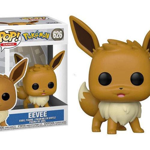 Pop! Vinyl Pokemon - Eevee Standing Pose #626