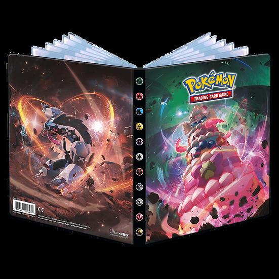 ULTRA PRO Pokémon - Portfolio - 4PKT- Sword & Shield