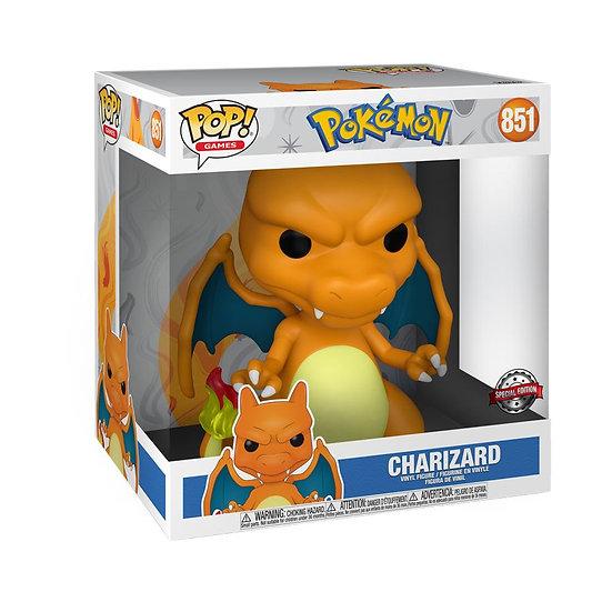 "Pop Vinyl! Pokemon - Charizard US Exclusive 10"" Pop! Vinyl [RS]"