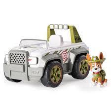Paw Patrol Basic Vehicle -Tracker