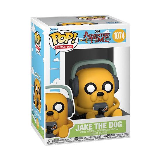 Pop! Vinyl Adventure Time - Jake the Dog