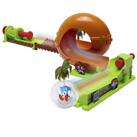 Sonic the Hedgehog Pinball Playset