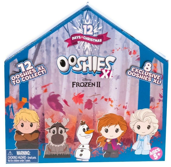 Ooshies XL Frozen 2 Ooshies 12 Days Of Christmas Advent Calender