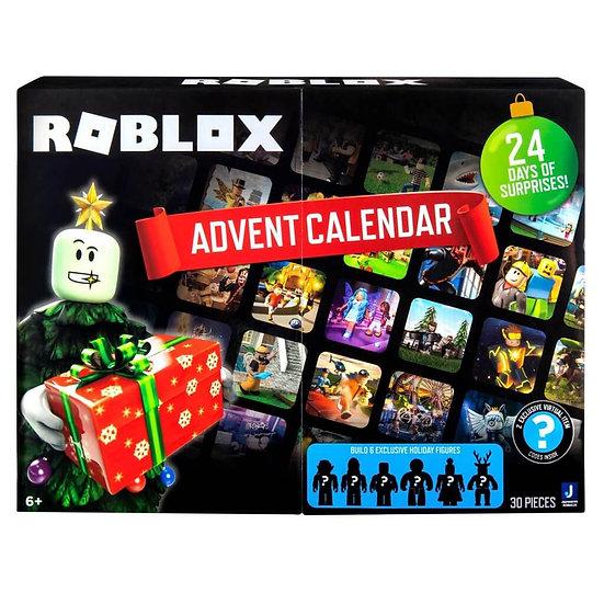ROBLOX- Blind Multipack Advent Calendar 2021