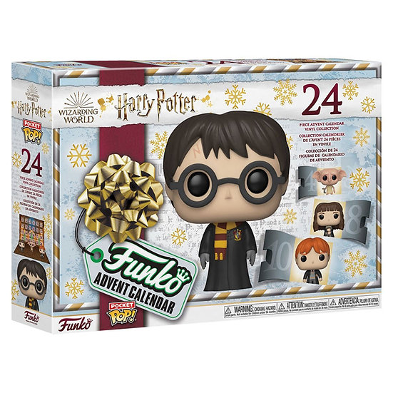Harry Potter - 2021 Pocket Pop! Advent Calendar