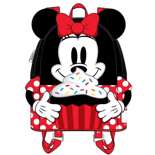 Loungefly - Mickey Mouse - Minnie Oh My Sweets Mini Backpack