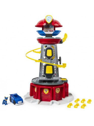 Paw Patrol Mighty Pups: Mighty Lookout Tower