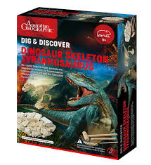 Australian Geographic: Dinosaur Fossil Kit T-Rex