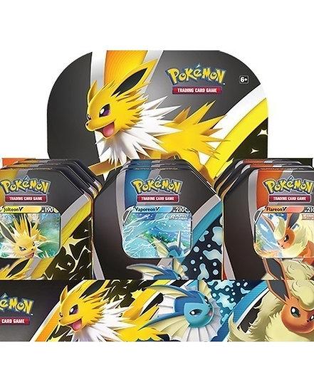 Pokemon TCG: Eevee Evolutions Tin