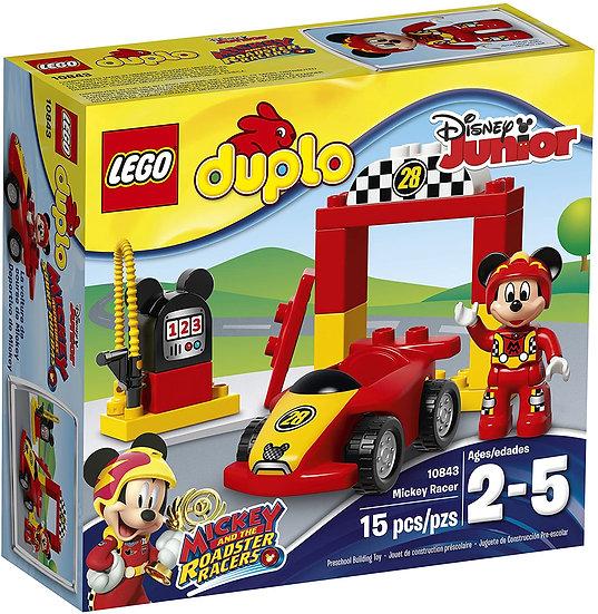 LEGO DUPLO 10843 Disney Mickey Racer (Retired)