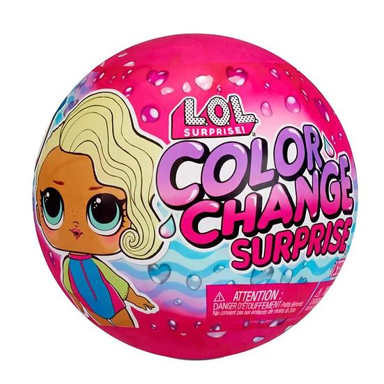 L.O.L. Surprise! - Colour Change Surprise Dolls - Assorted*