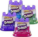 Kinetic Sand 5oz Container assorted
