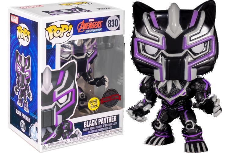 POP! Vinyl Black Panther - Marvel Mech Glow US Exclusive