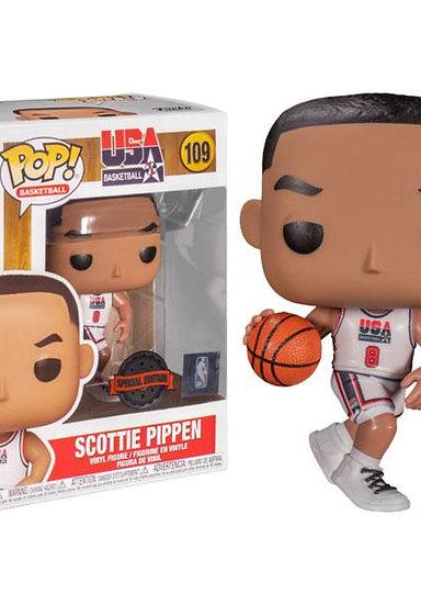 Pop! Vinyl NBA: Legends - Scottie Pippen 92 Team USA US Exclusive #109
